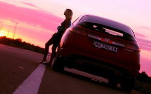 Тест-драйв Honda Civic 5D: Гагарину и не снилось
