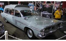Последний автомобиль Джона Кеннеди продан за $120000