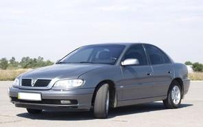 Тест-драйв Opel Omega 2000 г.в.