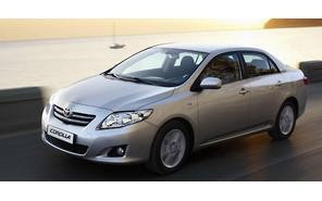 170 000 Toyota Corolla могут быть отозваны