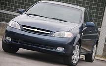 Тест-драйв Chevrolet Lacetti 2004 года выпуска