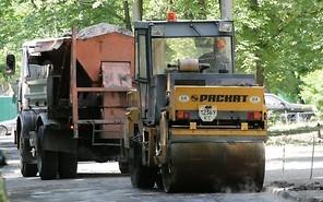 Реконструкция дороги Киев-Ковель-Ягодин закончится в этом году