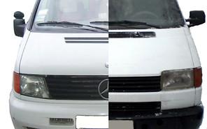 Тест-драйв: Сравниваем Mercedes Vito и Volkswagen T4