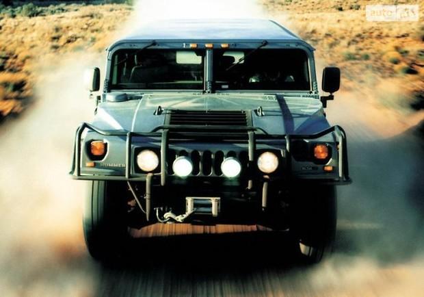 Allzap это полный каталог запчастей на все модели Hummer