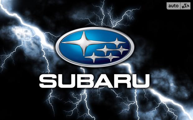логотип субару: