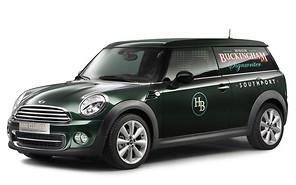 Mini Clubvan пойдет в серию