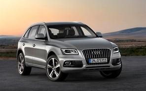 Обновленный Audi Q5 рассекречен