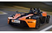 KTM X-Bow сделают пригодным для дорог общего пользования