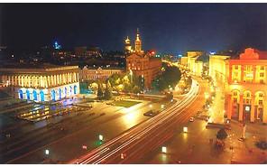 7 сентября перекроют центр Киева