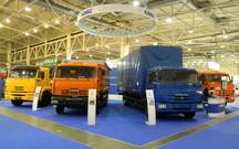 «КАМАЗ» представил на TIR-2012 магистральный бортовой автомобиль нового поколения