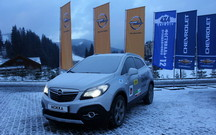 Первая встреча. Opel Mokka: мой личный сорт кофеина