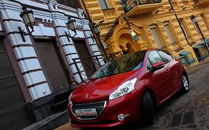 Тест-драйв Peugeot 208: эликсир молодости
