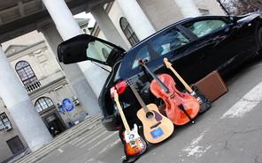 Тест-драйв Seat Ibiza ST: автомобиль-оркестр