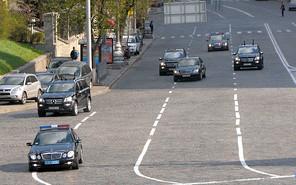 Проезд кортежей властей предлагают ограничить 6 минутами