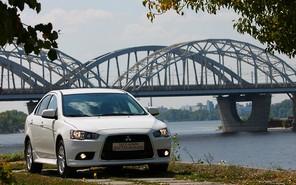 Тест-драйв Mitsubishi Lancer X: клубок противоречий