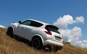 Тест-драйв Nissan Juke Nismo