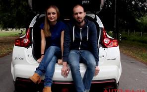 Злой-добрый тест-драйв: Nissan Juke Nismo (Видео)