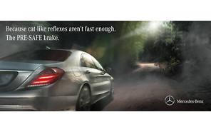 Mercedes-Benz ответил на «нападку» Jaguar