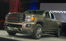 Автосалон в Детройте: GMC презентовал новый пикап Canyon