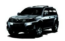 Автомобили Great Wall - лучшее предложение февраля в сегменте внедорожников