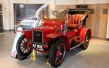 День в музее Morris Garages