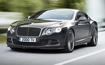 Bentley Continental GT Speed получил дополнительной мощности