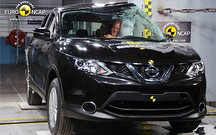 Nissan Qashqai сдал краш-тест на «пять»
