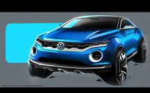 Volkswagen показал новый концептуальный кроссовер