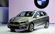 Женевский автосалон: переднеприводной BMW 2 показался живьем