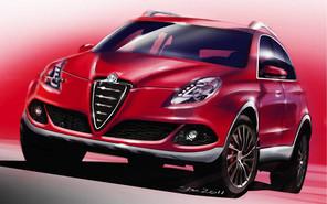 В Alfa Romeo определились с названием кроссовера