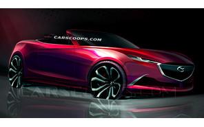 Новый Mazda MX-5 покажут в этом месяце