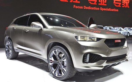 Пекинский автосалон: Great Wall привез на выставку три новинки