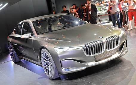 Пекинский автосалон: Новый концепт BMW покорил публику