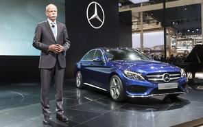 Пекинский автосалон: Mercedes-Benz C-Class набрал в длину