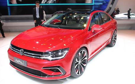 Пекинский автосалон: Концепт Volkswagen NMC пойдет в серию