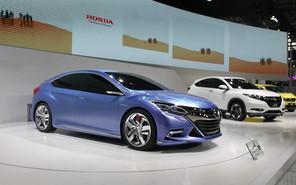 Пекинский автосалон: Honda презентовала два концепта