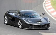 Ferrari готовит экстремальную LaFerrari XX