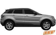Landwind выпустит копию кроссовера Range Rover Evoque