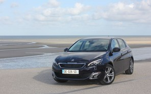 Тест-драйв нового Peugeot 308