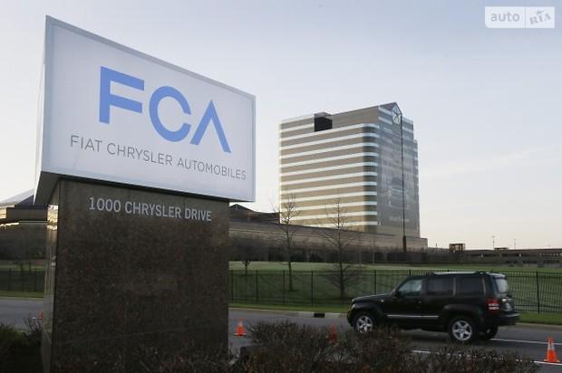 Fiat Chrysler вынужден отозвать 300 тысяч автомобилей