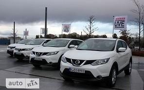 Новый Nissan Qashqai оценили в 288 тыс.грн.