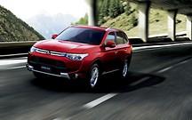 Начались продажи обновленного Mitsubishi Outlander