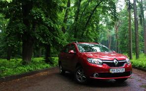Длительный тест-драйв Renault Logan MCV: два месяца на службе