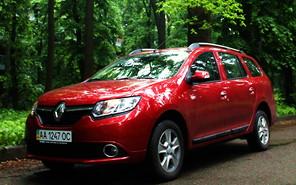 Бортовой журнал: длительный тест-драйв Renault Logan MCV (обновлено)