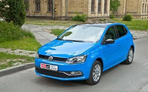 Тест-драйв Volkswagen New Polo 2014 / Видео