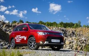 Обзор нового Mitsubishi Outlander 2014