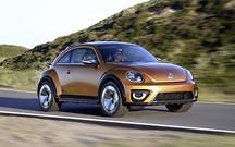 Volkswagen Beetle станет кроссовером