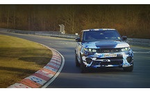 Заряженный Range Rover Sport SVR появится в 2015 году