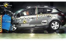 Renault Megane провалил краш-тесты Euro NCAP