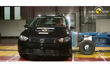 Volkswagen Golf Sportsvan стал отличником Euro NCAP